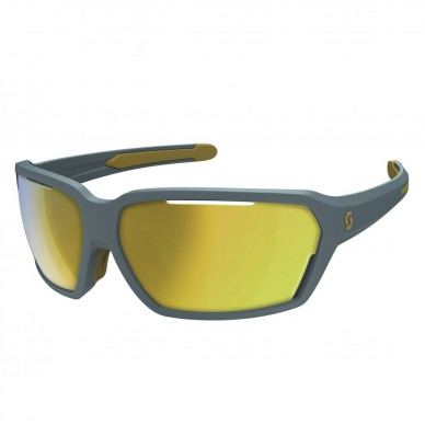 SCOTT Vector grey gold