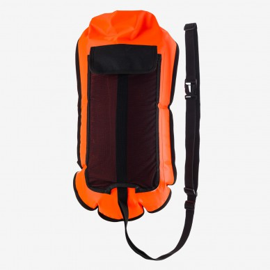 Orca plūduras Safety Buoy with Hydration Bladder Pocket