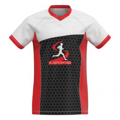 Bėgimo marškinėliai performance pagal individualų dizainą