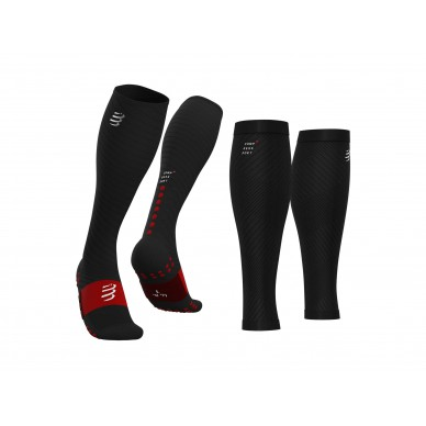 COMPRESSPORT kojinės Full Socks Ultra Recovery