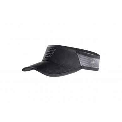 COMPRESSPORT Spiderweb Ultralight Visor Black Edition 2020