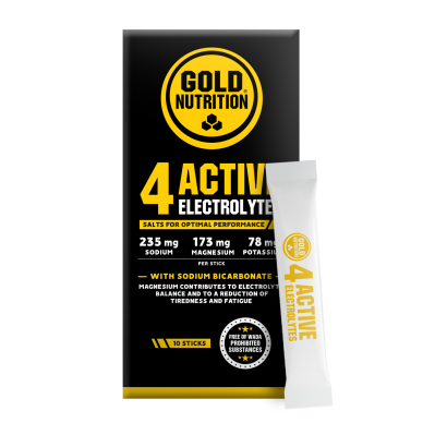 Gold Nutrition 4 Active 10pcs