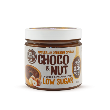 Gold Nutrition Choco & Nut