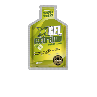 GOLD NUTRITION Extreme Gel Tairine 40g