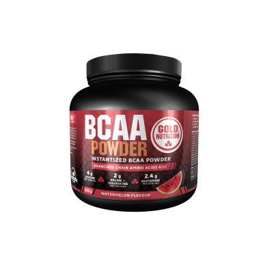 Gold Nutrition BCAA 300g