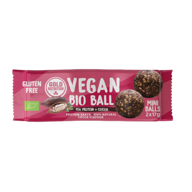 Gold Nutrition Bio Ball Mini 2x17g