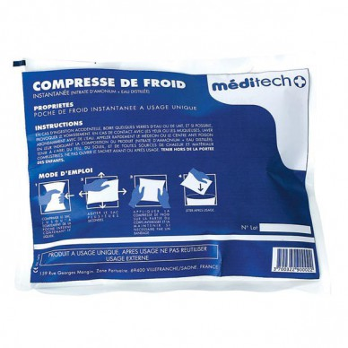 MEDITECH Cold Compress
