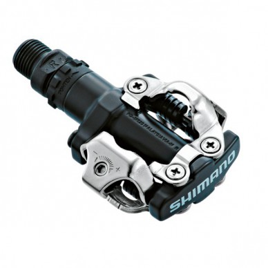 SHIMANO pedalai SPD w/ Cleat SM-SH51 PD-M520 Black