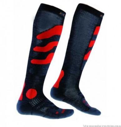 X-BIONIC kojinės Ski Precision
