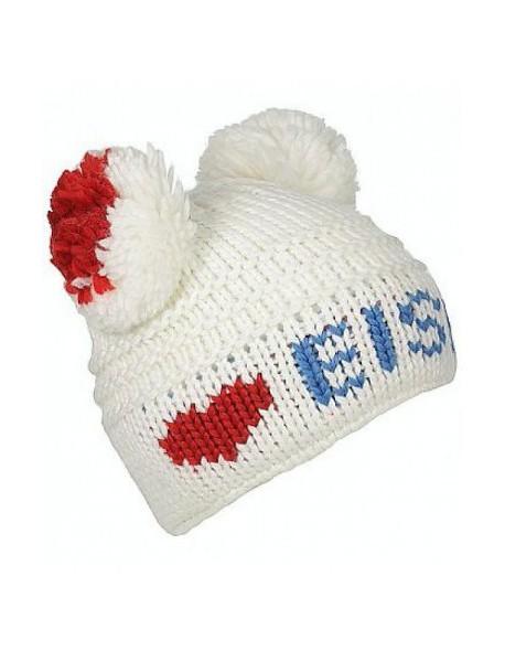 EISBAR kepurė Heart Beat Pompon MU