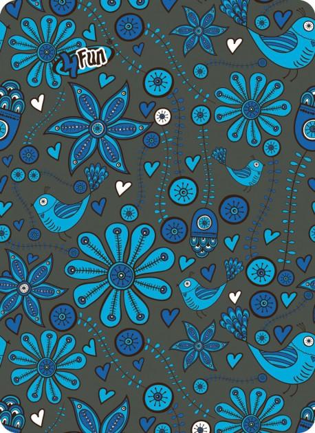 4Fun 8in1 Flower blue