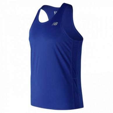 New Balance marškinėliai Accelerate Singlet