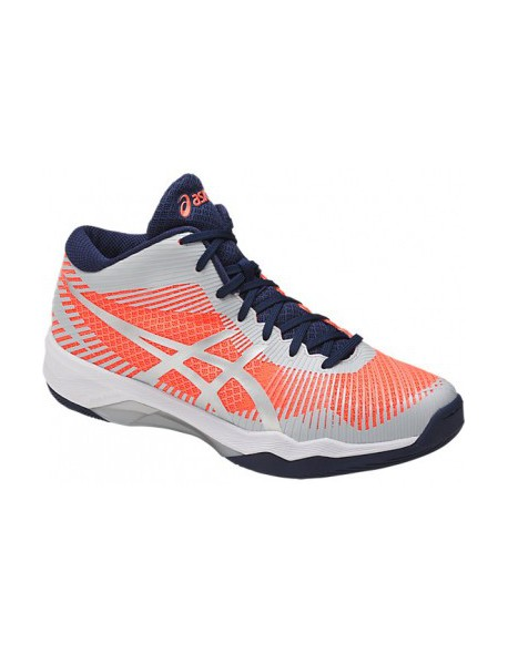 Asics batai Volley Elite FF MT W grey