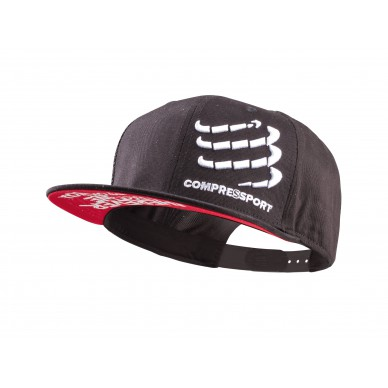 COMPRESSPORT kepurė Flat Cap