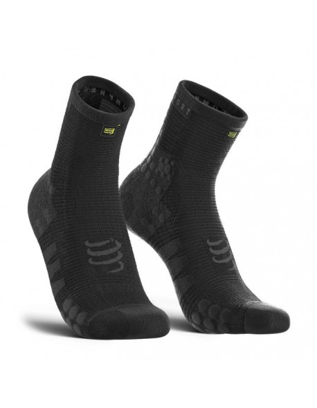 Compressport PRO Racing V3.0 High BLACK EDITION 10