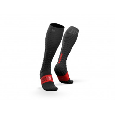 COMPRESSPORT kojinės Full Socks Race & Recovery
