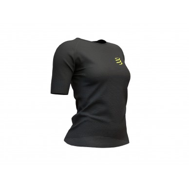 COMPRESSPORT marškinėliai Training BLACK EDITION W