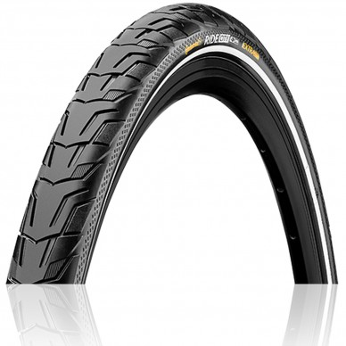 Continental Ride City Tire 28x1.75 Black Reflex 1025g