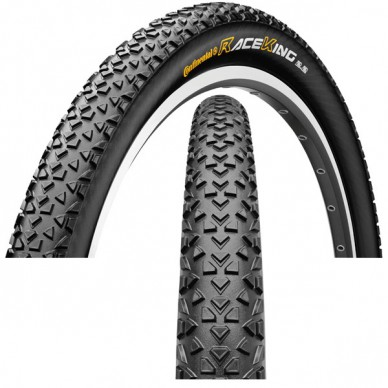 CONTINENTAL padanga Race King 26x2.0 Black Skin