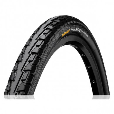 CONTINENTAL padanga Ride Tour 26x1.75 Black Wire