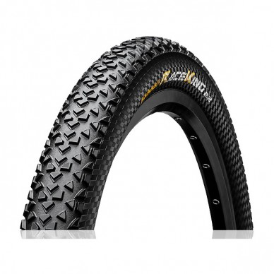 CONTINENTAL padanga Race King 29x2.2 Black/Black Wire