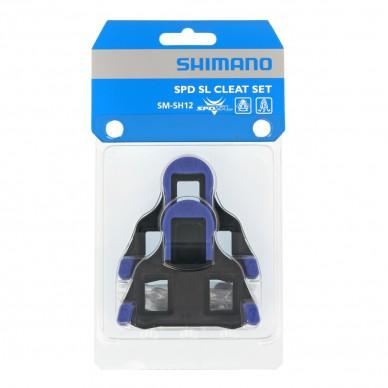 SHIMANO plokštelės pedalams SPD-SL SM-SH12