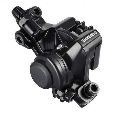 SHIMANO stabdžių suportasi F/R Black BR-M375