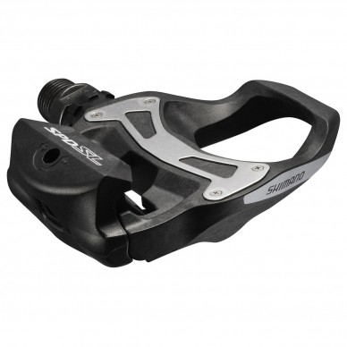 SHIMANO pedalai SPD-SL w/ Cleat SM-SH11 PD-R550L Black