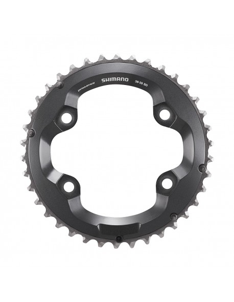 Shimano 38T-BD XT FC-M8000 For 38-28T