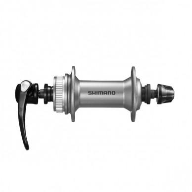 SHIMANO stebulė 100/36 Silver HB-M4050 Alivio Disc Brake