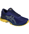 Asics Gel-Kayano 25 blue/yellow