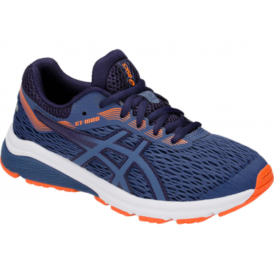 Asics GT-1000 7 GS blue