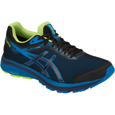 Asics GT-1000 7 G-TX M black/race blue