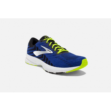 Brooks Launch 6 M blue