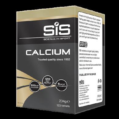SIS maisto papildai Calcium 500mg
