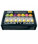 Sis Go Isotonic Variaty pack 7x60ml