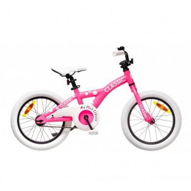 """CLASSIC dviratis 16"""" ALU 2019"""