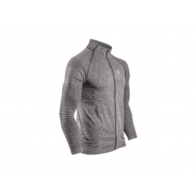 Compressport Seamless Zip Sweatshirt M