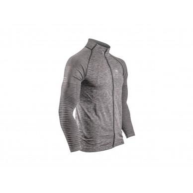 COMPRESSPORT Seamless Zip Sweatshirt M