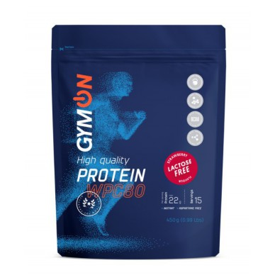 GymOn Pure Protein BE LAKTOZĖS 450g