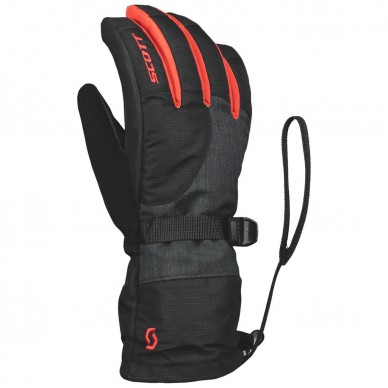 SCOTT Ultimate Premium G-TX JR gloves
