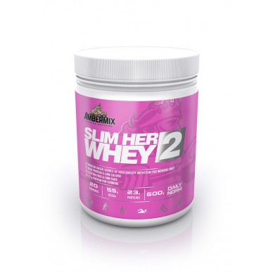 AMBERMIX proteinas Slim Her Whey 2 Night