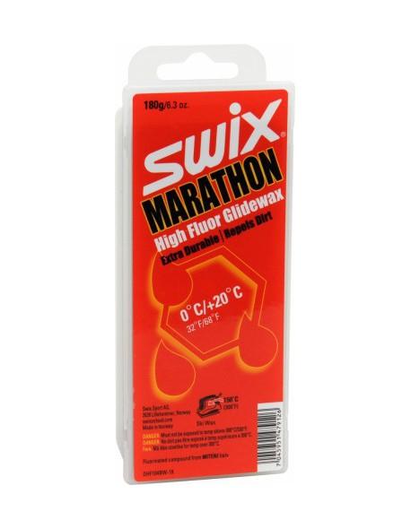 SWIX parafinas DHF104BW Marathon 0C til +20C, 180g