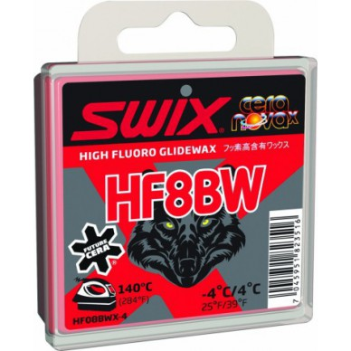 Swix HF8BW BlackWolf 40g
