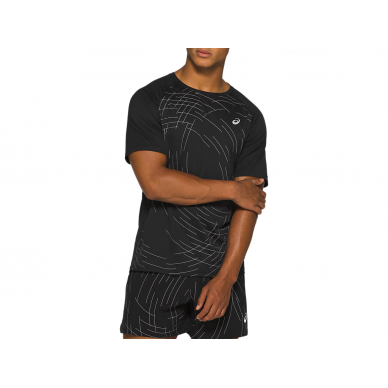 Asics T-shirt Night Track SS Top M